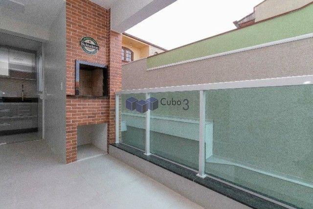 Apartamento com 2 dormitórios à venda, 59 m² por R$ 359.000,00 - Fanny - Curitiba/PR - Foto 14
