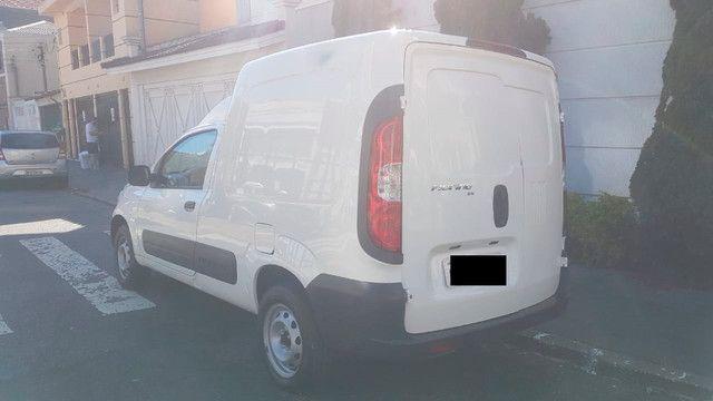 Fiat Fiorino Working Hard Flex Branco Utilitario Completo 2020 - Foto 8