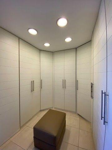 Cobertura beira mar com 4 dormitórios à venda, 498 m² por R$ 3.200.000 - Jatiúca - Maceió/ - Foto 16