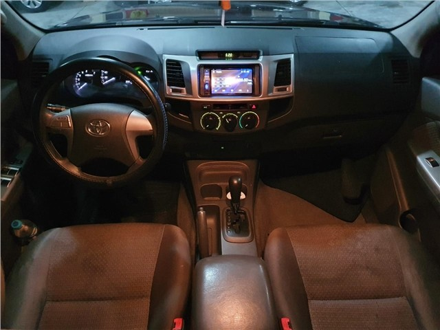 Toyota Hilux 2012 2.7 sr 4x2 cd 16v flex 4p automático - Foto 11