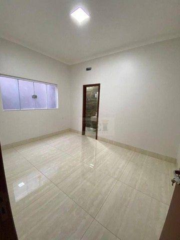 Casa com 4 dormitórios à venda, 314 m² por R$ 1.250.000 - Residencial Gameleira II - Rio V - Foto 17