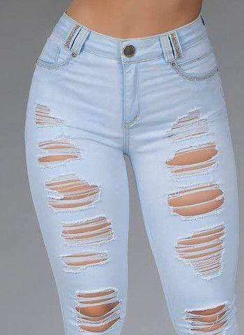 Calça marca Pitbull Jeans - Foto 4