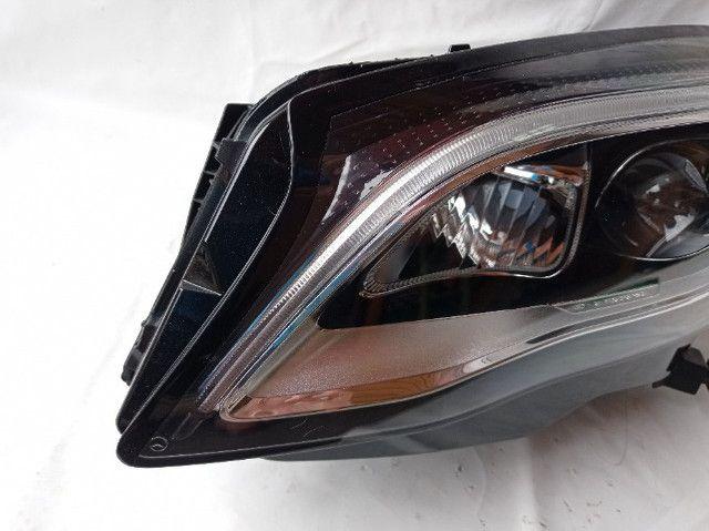 Farol Mercedes Gla 200 2018 2019 2020 Led Sem Modulos Esquerdo - Foto 4
