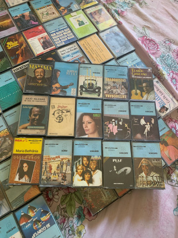 Fitas cassetes - Foto 6