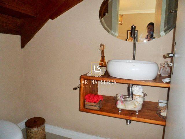 Casa com 3 dormitórios à venda, 120 m² por R$ 680.000,00 - Parque das Hortênsias - Canela/ - Foto 9