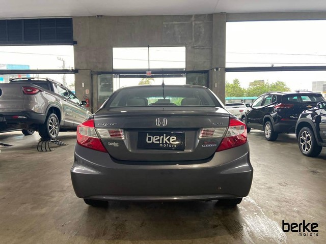 Honda Civic Sedan LXR 2.0 Flexone 16V Aut. 4p - Foto 18