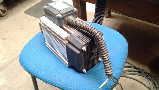 motor eletrico italiano trifasico - Foto 4