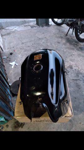 Tanque Yamaha factor - Foto 4