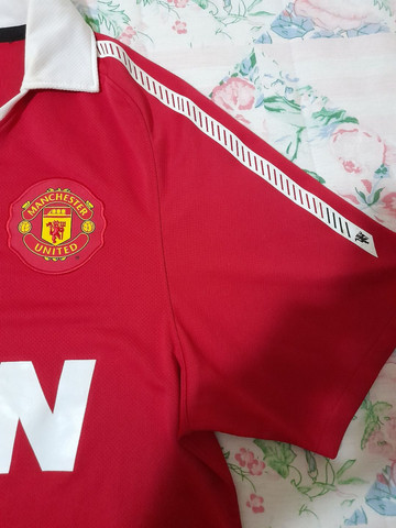 Camisa original do Manchester United  - Foto 3