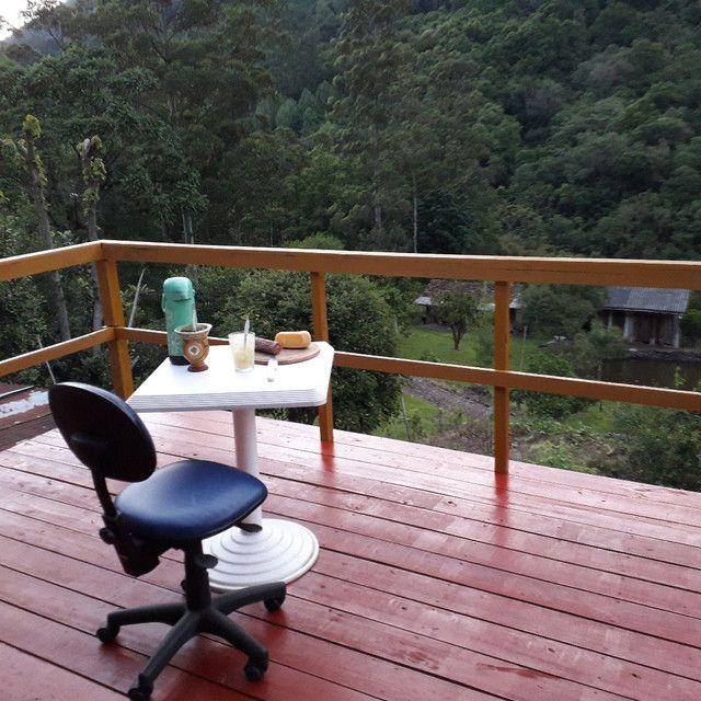 Chácara ótima localização na BR 116com casa  próximo à Caxias do Sul  - Foto 4