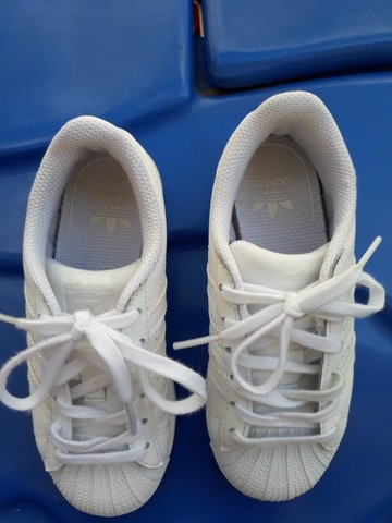 Adidas Superstar Infantil - Foto 2