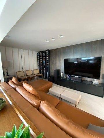Cobertura beira mar com 4 dormitórios à venda, 498 m² por R$ 3.200.000 - Jatiúca - Maceió/ - Foto 7