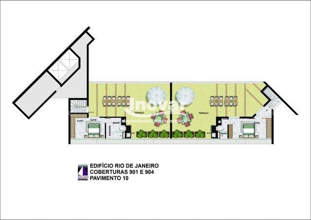 Apartamento à venda, 1 quarto, 1 suíte, 1 vaga, Centro - Belo Horizonte/MG - Foto 4
