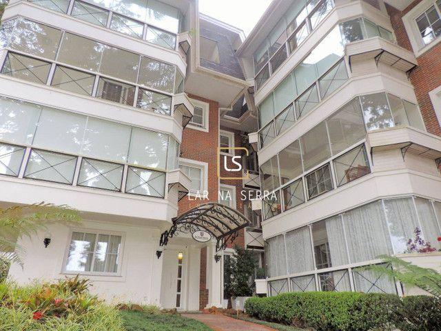 Apartamento com 2 dormitórios à venda, 129 m² por R$ 1.500.000,00 - Centro - Gramado/RS