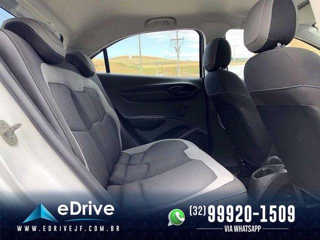 Chevrolet Onix LT 1.0 Flex 5p Mec. - Entrada no Cartão - Financio - Troco - Uber - 2015 - Foto 19
