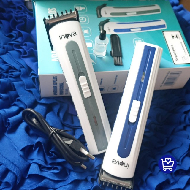 Maquina p/ Cortar cabelo, Pelos e Barba (entrega grátis) - Foto 4