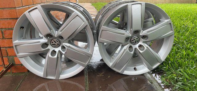 Rodas originais Amarok R18
