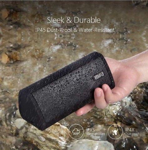 Caixa Som Portátil Mifa A10 Bluetooth 10w - MIFA - À Prova D'água - Black,<br><br> - Foto 3