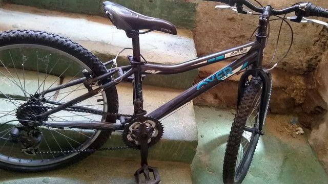 Bicicleta aro 24  - Foto 6