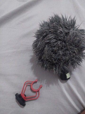 Microfone Boya para câmera e celular  - Foto 2