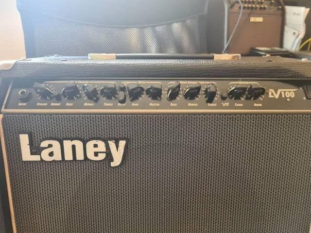 Amplificador Laney LV100 - Foto 2