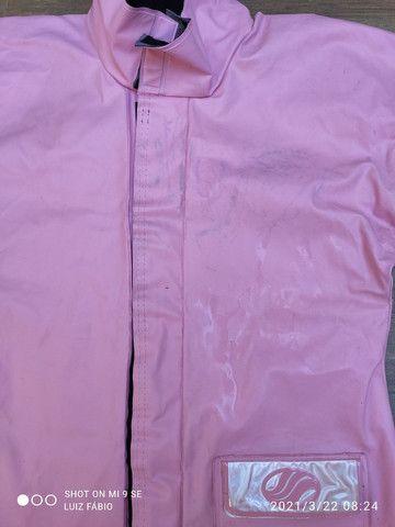 Capa chuva Alba -  rosa - Foto 5