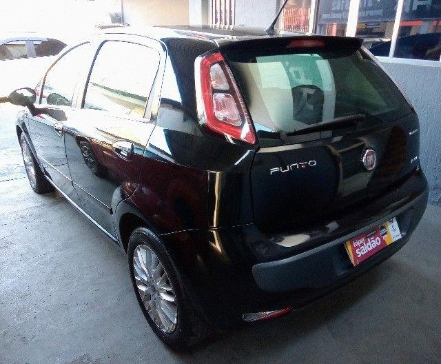 Fiat - Punto 1.6 Essence Flex Completo - 2013 - Foto 5