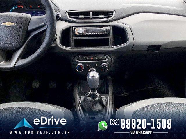Chevrolet Onix LT 1.0 Flex 5p Mec. - Entrada no Cartão - Financio - Troco - Uber - 2015 - Foto 15