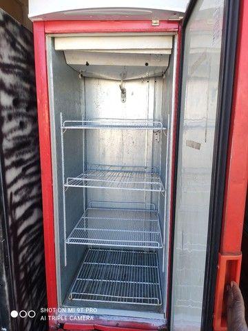 Vendo freezer cervejeiro metal frio por 1850 reais com entrega e garantia voltagem 110 - Foto 2
