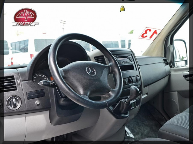 Mercedes Sprinter Mista 311 CDI Street Teto Baixo 7L 2013 - Foto 12