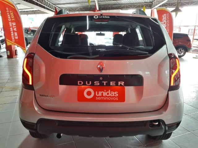 Duster Expression AT SCe !!!Baixa KM!!! - Foto 5