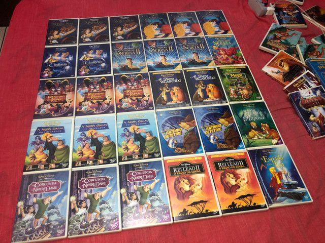 DVDs Disney Raridades