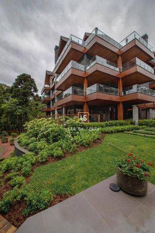 Apartamento com 3 dormitórios à venda, 506 m² por R$ 6.505.008,56 - Planalto - Gramado/RS - Foto 11