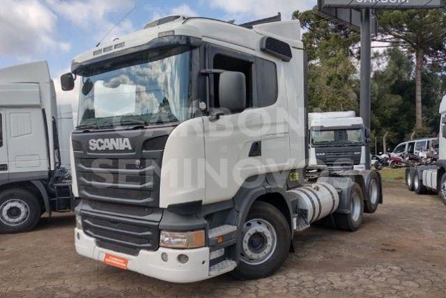 Scania R 400 A 6X2, ano 2014/2014 - Foto 3