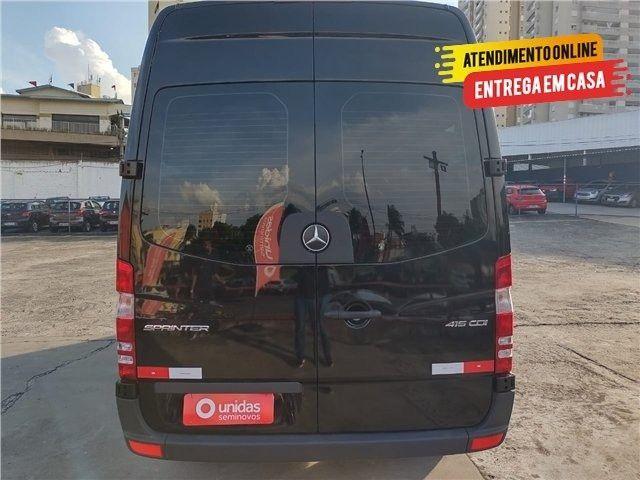 Sprinter 2.2 CDI Diesel Van 415 TA Longo 16L Manual - 2019 - Foto 4