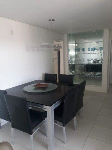 Apartamento 117 m2 mobiliado - leia o anuncio  - Foto 2