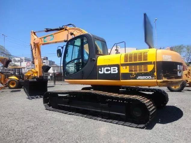 R$ 115.900 !!Escavadeira!! Jcb Js200 2011