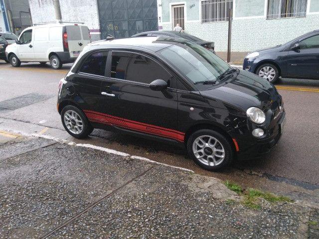 Fiat 500 - Ano 2012/2012 - Foto 13