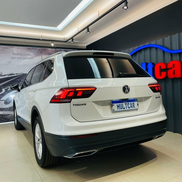 VW TIGUAN ALLSPACE COMFORTLINE 250 TSI 1.4 FLEX 07LG AUT 2019/2020  - Foto 2