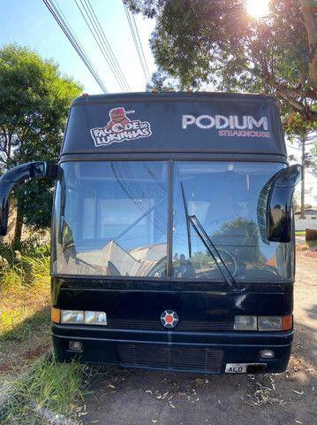 ônibus volvo b10 m 1996  - Foto 7