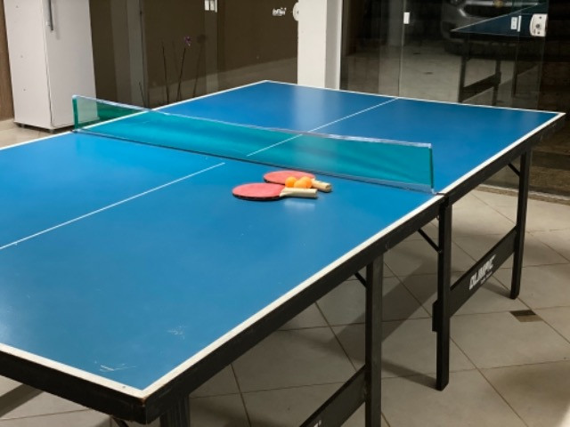 Mesa semi profissional de tênis de mesa.  - Foto 3