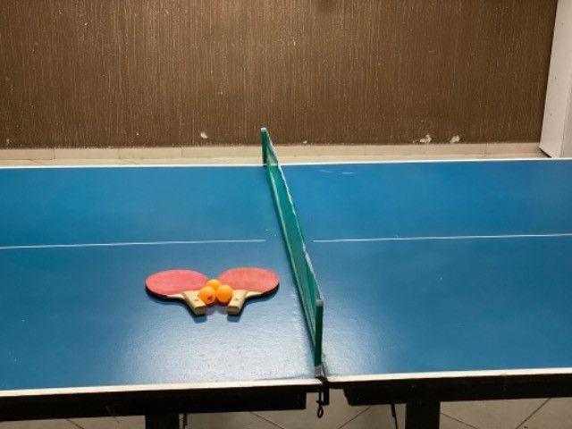 Mesa semi profissional de tênis de mesa.  - Foto 4