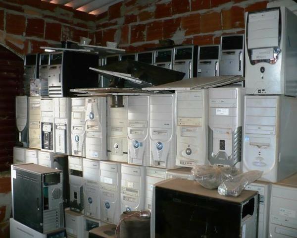 Conserto de computadores e notebooks