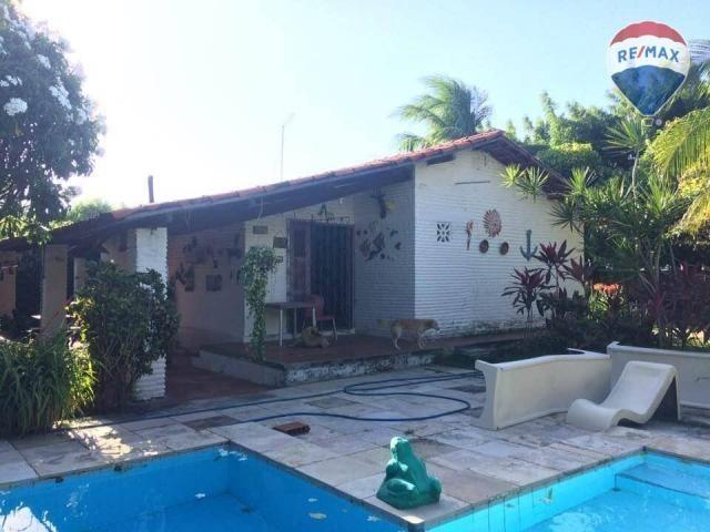 Casa com 3 quartos e piscina - Foto 2
