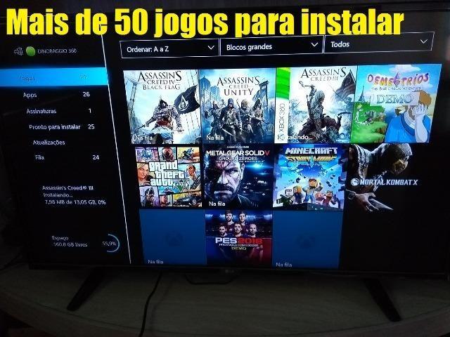 Xbox One Com Kinect Também troca! Aceito Cartão