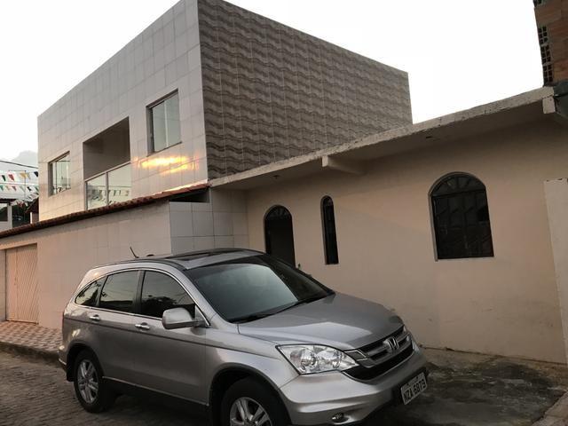 Casa na cidade de dias Davila rua pública espaço pra garagem