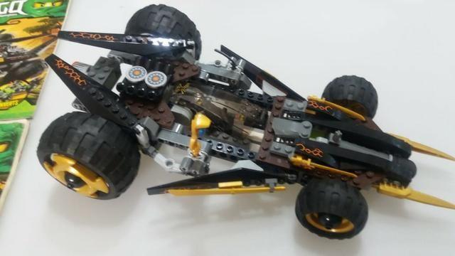 Lego Ninjago 9444 - Masters of Spinjitzu Cole's Tread Assault - Foto 2