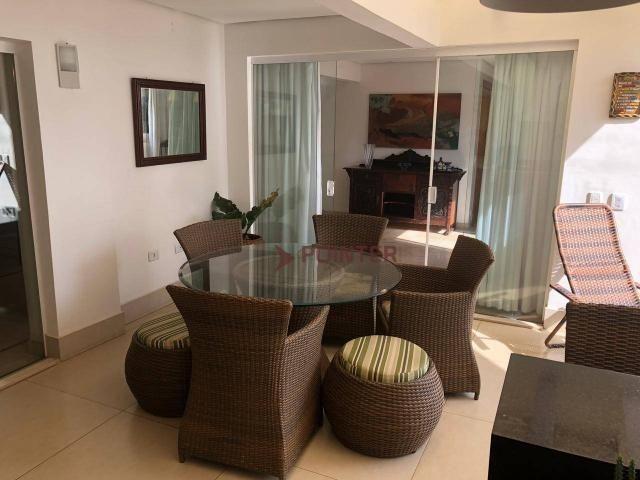 Apartamento duplex com 4 quartos, 320 m² - setor nova suiça - armarios - Foto 10