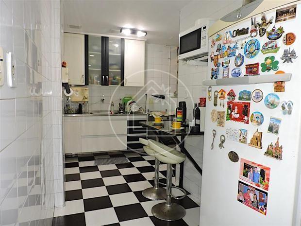 Apartamento à venda com 3 dormitórios em Humaitá, Rio de janeiro cod:850024 - Foto 18