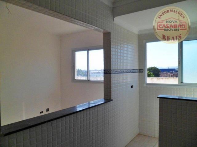 Apartamento com 1 dormitório à venda, 33 m² por R$ 187.624 - Tupi - Praia Grande/SP - Foto 4